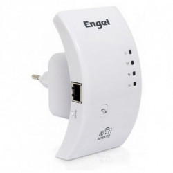 Engel Repetidor Wifi PW3000 2.4 GHz 54 MB/s Blanco