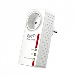 Fritz! Adaptador PLC Wifi 1220E 1200 Mbps LAN Branco