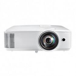 Optoma Projektor W308STe 3600 Lm WXGA HDMI Weiß