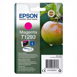 Epson Apple Singlepack Black T1291 DURABrite Ultra Ink