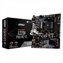 MSI Scheda Madre A320M PRO-M2 V2 mATX DDR4 AM4