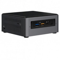 Intel NUC7I5BNH i5-7260U 2.2 GHz Black