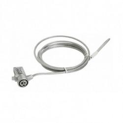 GEMBIRD Cable de Seguridad LK-CL-01