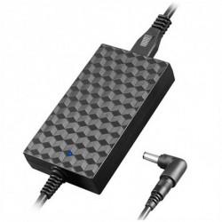 NOX Cargador para Portátil NXPWR45NB 45 W 9 Conectores Negro