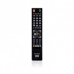 Ewent EW1570 comando DTT, DVD/Blu-ray, Projetor, SAT, STB, Alto-falante de soundbar, TV, Universal, VCR Botões de pressionar