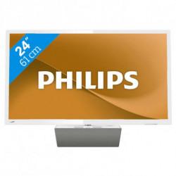 Philips 24PFS5863/12 TV 61 cm (24) Full HD Smart TV Argent