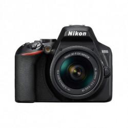 Nikon Appareil Photo Reflex D3500 24,2 MP Full HD SD Bluetooth Noir