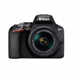 Nikon Macchina fotografica reflex D3500 24,2 MP Full HD SD Bluetooth Nero