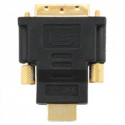 GEMBIRD Adattatore HDMI con DVI A-HDMI-DVI-1 Nero
