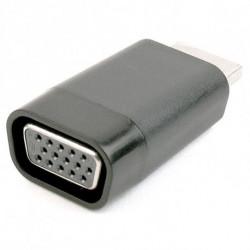 GEMBIRD Adattatore HDMI con VGA A-HDMI-VGA-001 1080 px 60 Hz Nero
