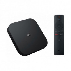 Xiaomi Reprodutor TV Mi BOX S 4K Ultra HD 8 GB 2 GB RAM Preto