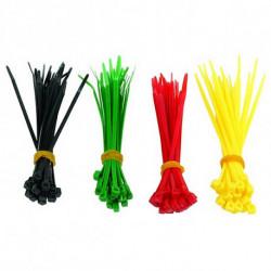 GEMBIRD Bridas Nylon NCT-100 (100 uds) Multicolor
