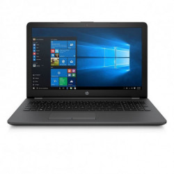 HP 250 G6 Black Notebook 39.6 cm (15.6) 1366 x 768 pixels 7th gen Intel® Core™ i5 i5-7200U 4 GB DDR4-SDRAM 256 GB SSD