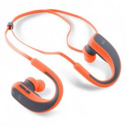 Auriculares sem fios Go & Play Sport 2 Bluetooth Cinzento Laranja