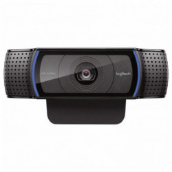 Logitech C920 cámara web 15 MP 1920 x 1080 Pixeles USB 2.0 Negro