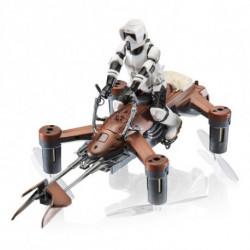 Propel Ferngesteuerte Drohne Star Wars Speed Bike 35 mph 2.4 GHz Braun