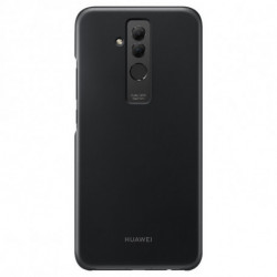 Huawei Mobile cover Mate 20 Lite Polycarbonate Black