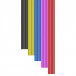 Recambios para 3D Graffiti Pen (10 pcs)