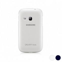 Samsung Custodia per Cellulare Galaxy Young S6310 Azzurro