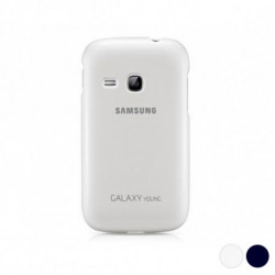 Samsung Mobile cover Galaxy Young S6310 White