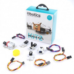 Kit de Robótica Maker 2