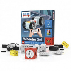 Tinkerbots Kit de Robótica Wheeler