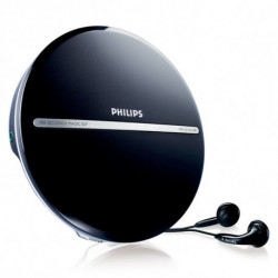 Philips Mp3-Player EXP2546/12 LCD (3.5 mm) Schwarz