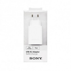 Sony Carregador de Parede CP-AD2 2.1A USB Branco