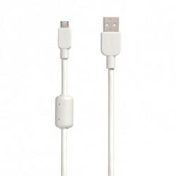 Sony CP-AB150 USB cable 1.5 m 2.0 USB A Micro-USB B White