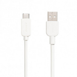 Sony CP-AC100 USB cable 1 m USB A USB C White