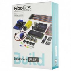 Electronic kit Build & Code Plus
