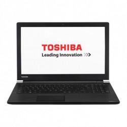 Toshiba Satellite Pro R50-E-12P Black Notebook 39.6 cm (15.6) 1366 x 768 pixels 7th gen Intel® Core™ i3 i3-7020U 8 GB DDR4-S...