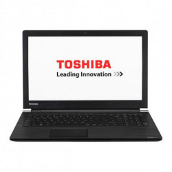 Toshiba Satellite Pro R50-E-12P Noir Ordinateur portable 39,6 cm (15.6) 1366 x 768 pixels Intel® Core™ i3 de 7e génération i...
