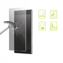 Protetor de vidro temperado para o telemóvel Alcatel A5 Led Extreme