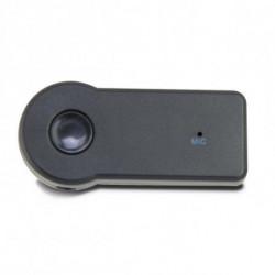 Receptor de Música Inalámbrico Connect & Play Bluetooth 3.0 Negro