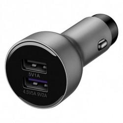 Huawei Chargeur USB pour Voiture 2 Ports Métallisé
