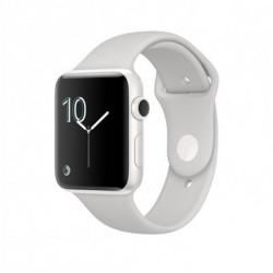Apple Montre intelligente SR2 WIFI Bluetooth Blanc (42 Mm)