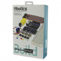 Kit de Electrónica Build & Code Basic