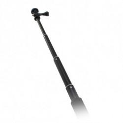 Selfie Stick per Fotocamera Sportiva Nero