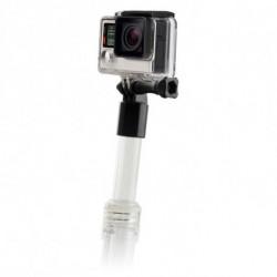 Bâton Selfie Flottant pour Caméra de Sport Transparent