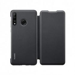 Huawei Étui de livre P30 Lite Noir