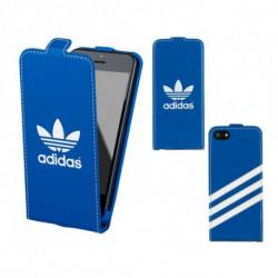 Adidas Custodia con Copertura per Cellulare Galaxy S4 Mini Azzurro