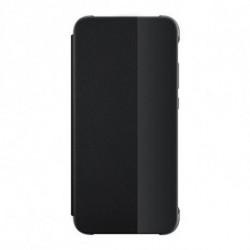 Huawei Housse Folio pour Mobile View P20 Noir
