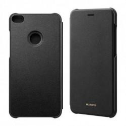 Huawei Housse pour Mobile avec coque P Smart Noir