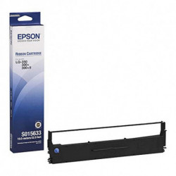 Epson SIDM Black Ribbon Cartridge for LQ-350/300/+/+II (C13S015633)