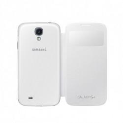 Samsung EF-FI950B capa para telemóvel Capa flip Branco