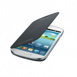Samsung EF-FI873BSEG mobile phone case 11.4 cm (4.5) Flip case Grey