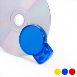 Limpador de DVD 148911 Vermelho