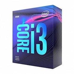 Intel Core i3-9100F procesador 3,6 GHz Caja 6 MB Smart Cache