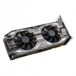 Evga Gaming Graphics Card NVIDIA RTX 2080 XC2 ULTRA 8 GB GDDR6 1815 MHz
